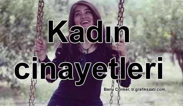 Kadın cinayetleri Özgecan'lara Özgecan Aslan cinayeti Arslan olayı Özgecan için simsiyah
