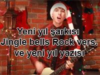Jingle bells rock versiyon rock vers yeni y�l �ark�s� ve yaz�s�